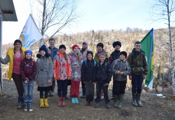 21 января. Гора Семиколенка